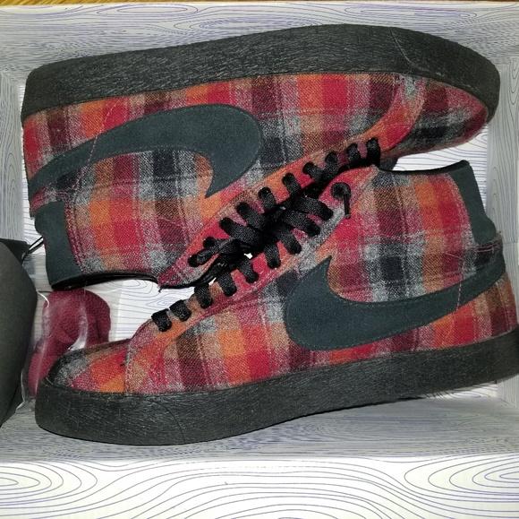 Nike Shoes | Nike Sb Blazer Todd Jordan